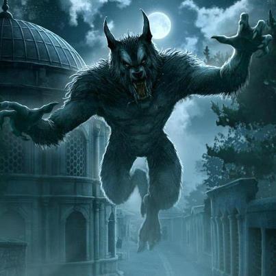 Thanks to Joann Rinaldi Alvarado for sharing this great werewolf art!