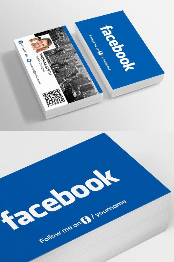 Facebook Business Card Template Unique 55 Free Creative Business Card Templates Des Business Cards Creative Templates Business Cards Creative Business Card Psd