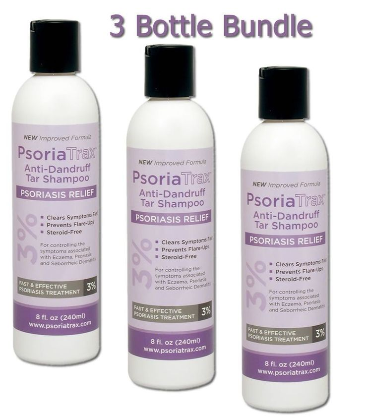 I have psoriasis and this helps my hair and scalp feel great 1