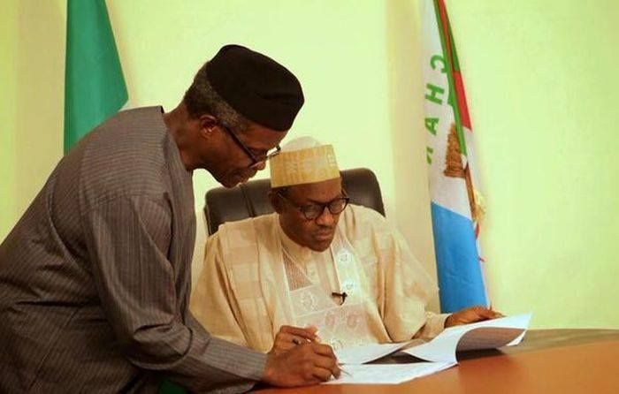 If Buhari Fails In This One Thing Nigeria Is In Big Trouble  Osinbajo