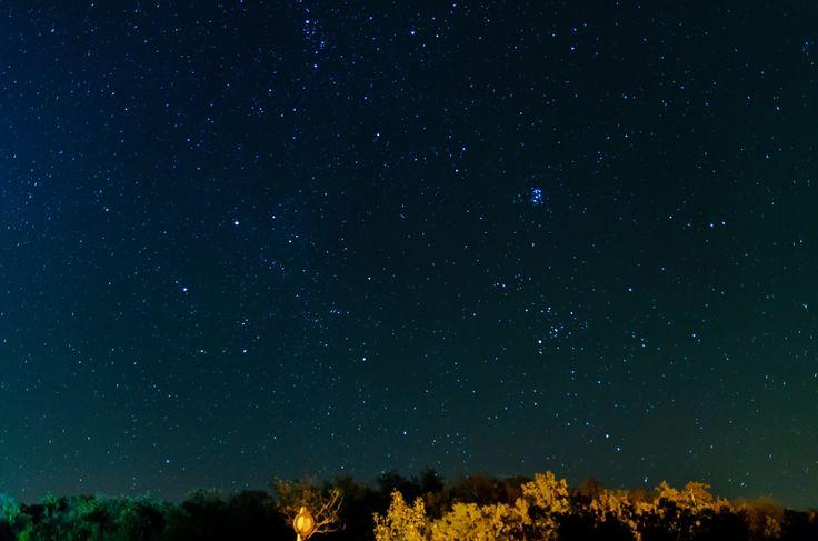 Stars over Dörgicse II. by Szabolcs Sélley on 500px