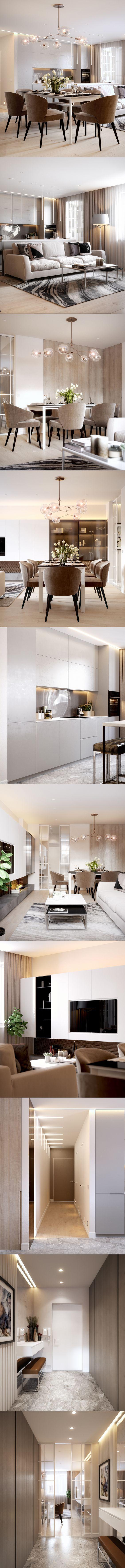 Невероятные проекты, которые вдохновят каждого любителя дизайна интерьера! #дизайнинтерьера #интерьер #вдохновение #длядома #оформлениекомнаты #interiordesign #interiorinspiration #topinteriors Посмотреть интересные изделия: http://brabbu.com/all-products/