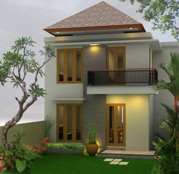 Desain Rumah Minimalis 1 dan 2 Lantai 11