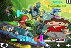 Yo Kai Watch le ofrece este divertido juego de Tetris inspirado en la serie de Yo Kai. Encaja los bloques del tetris como mejor puedas para impedir que estos lleguen a la parte superior de la pantalla.