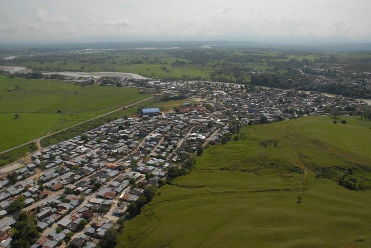 Bajo Cauca-Tarazá Antioquia-Colombia