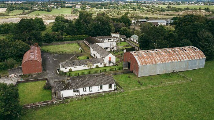 Pollardstown Stables, The Curragh, Newbridge, Co. Kildare - 4 bed detached house for sale at €410,000 from Kelly Hudson Properties. Click here for more property details.