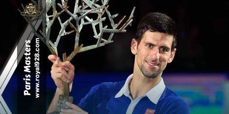 Agen Sabung Ayam - Novak Djokovic petenis peringkat satu dunia asal Serbia berhasil menjadi petenis pertama yang menjuarai turnamen tenis Paris Masters sebanyak empat kali.