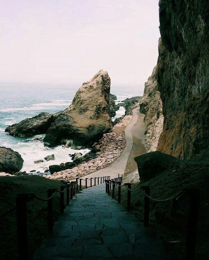 Cuevas de Anzota - Arica