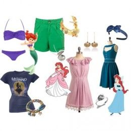 Disney Inspired Fashion: Part Two