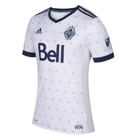 Nueva Camiseta Primera Tailandia Vancouver Whitecaps 2017 2018 | outlet españa