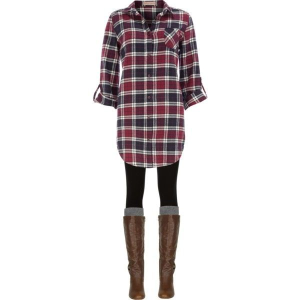 A fashion look from November 2012 featuring Dorothy Perkins tops and Ralph Lauren Black Label leggings. Browse and shop related looks.
