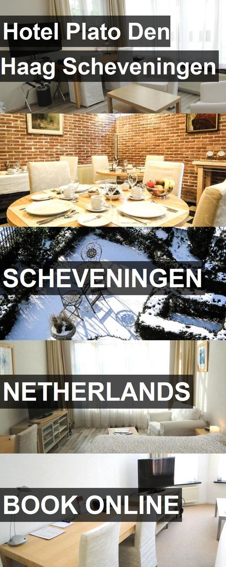 Hotel Plato Den Haag Scheveningen in Scheveningen, Netherlands. For more information, photos, reviews and best prices please follow the link. #Netherlands #Scheveningen #travel #vacation #hotel