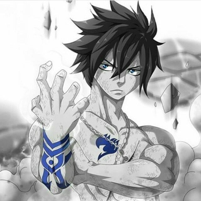 Gray Fullbuster, Ice Devil Slayer - Fairy Tail
