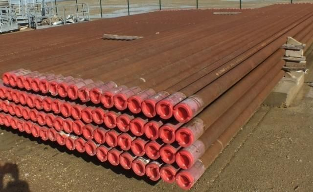 "4 1/2"" 12.6# 1CR80 VAM TOP, Sumitomo Surplus Tubing (8,196 Feet) 