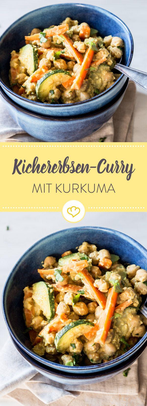 Viele köstliche Aromen treffen in diesem leckeren Curry aufeinander.