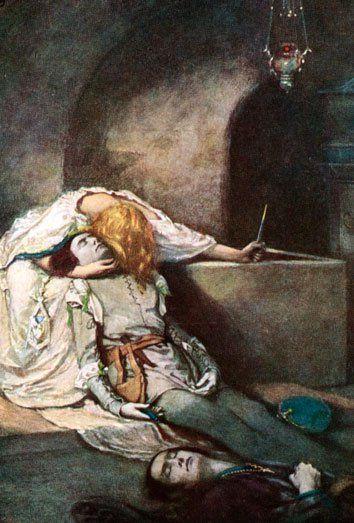 Historia de amor trágica: Romeo y Julieta #amor #love