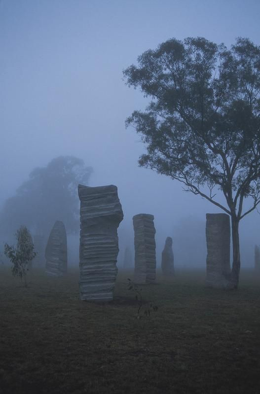 Standing Stones, Glen Innes. New South Wales