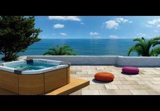 Jacuzzi Santorini Pro Audio Top