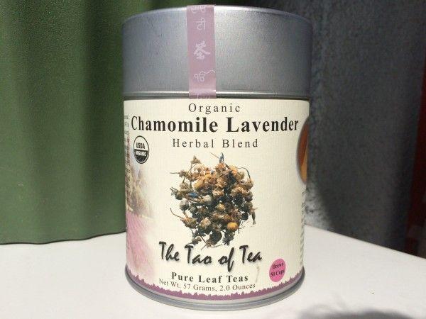 Мои покупки и отзывы на iHerb.com: Чай с ромашкой и лавандой
