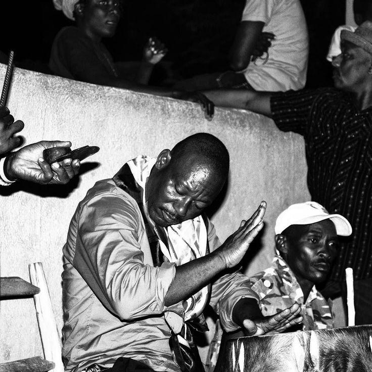 Servitè Dorsanvile on the tanbou at ceremony for papa Ogou. #LakouBadjo #gonaives #haiti #everydayhaiti #Vodoun #Vodou #africanbeliefs #africanheritage #resistance #portraits #documentaryphotography #blackphotographers #ilovephotography #photooftheday #photography #bwphotography #decolonize #community #blacklooks #spiritdesire http://ift.tt/1MrVhCL