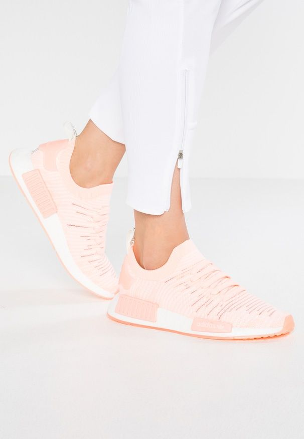 quality design 5e390 68ffd NMD R1 STLT PK - Joggesko - clear orange cloud white