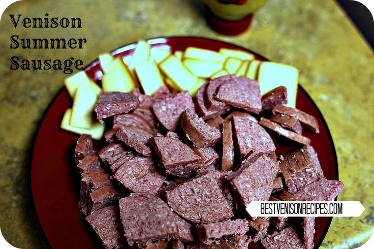 Great recipe for Venison Summer Sausage. Simple to make and great way for beginners to get started making summer sausage.