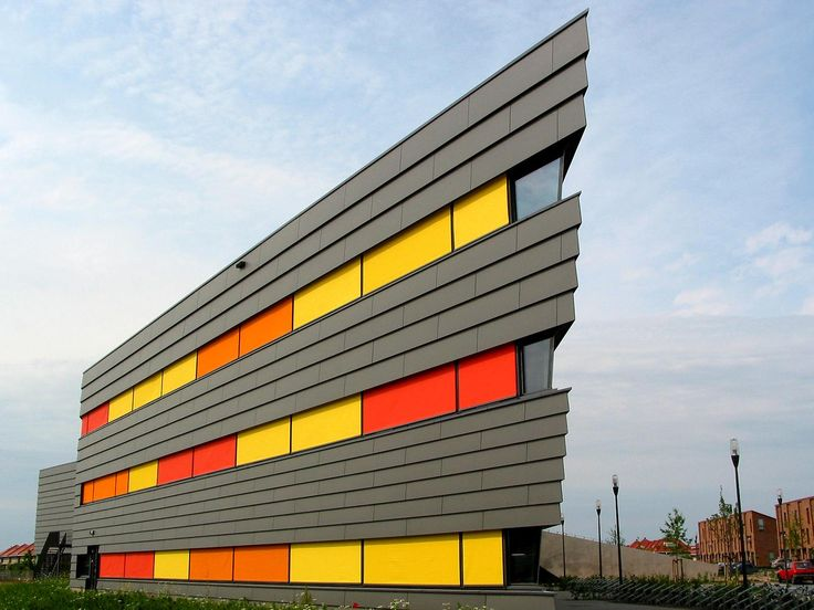 Best Architecture In Colors Images On Pinterest City