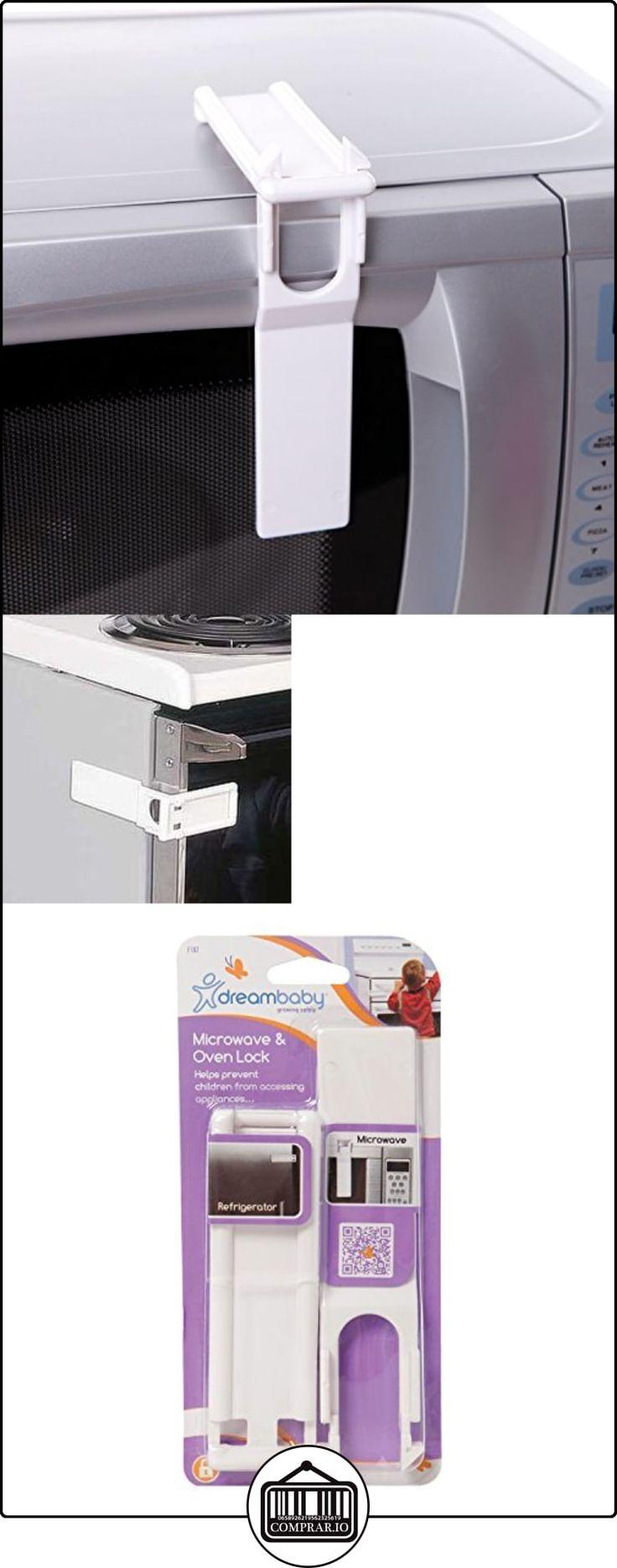 Bloqueo de horno microondas soporte de bloqueo Frigorífico Lock resistente al calor niño bebé con dispositivo de bloqueo cierre autoadhesivo cerradura para puerta de cocina demantia Eldery Lock)  ✿ Seguridad para tu bebé - (Protege a tus hijos) ✿ ▬► Ver oferta: http://comprar.io/goto/B01NBBS4YS