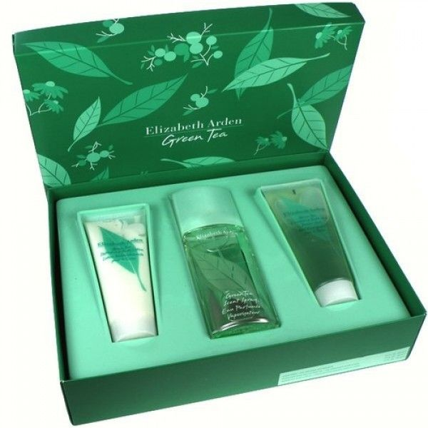 ELIZABETH ARDEN GREEN TEA EDP 100ML FOR WOMEN  BODY LOTION 100ML + 100ML SHOWER GEL 100ML  Brand: Elizabeth Arden  Product Code: Eau de Parfum  Reward Points: 92  See more at: http://profumino.it/elizabeth-arden-green-tea-100ml-edp-100ml-100ml-body-lotion-100ml-shower-gel-for-women971