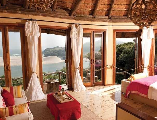 SOUTH AFRICA - Umngazi Bungalows and Spa - Wild Coast #Spas #South Africa www.mua.co.za/