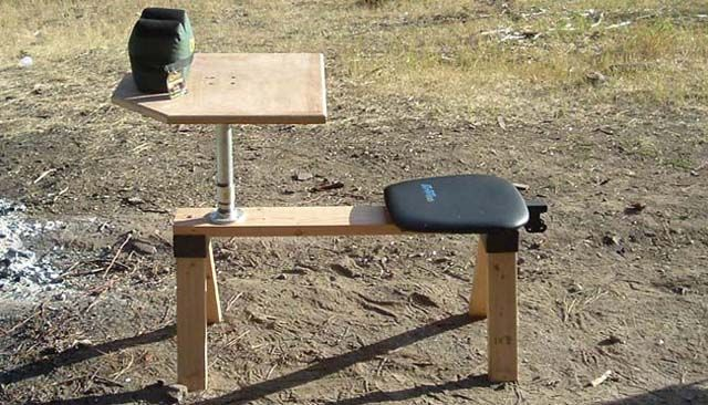 Best portable shooting Bench? - PredatorMasters Forums                                                                                                                                                                                 More