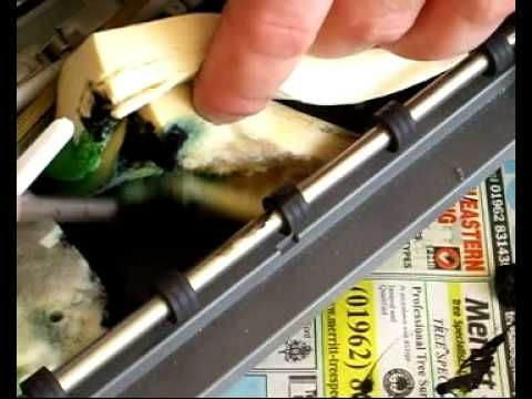 The Dirty Little Secret Of Inkjet Printers - YouTube...hmmm I wonder if this is really true with all ink jet printers??