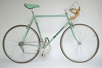 Stahl Rennrad, Singlespeed, Fixie, Randonneur und Vintage Classic Bike Raritäten :: Stahlrahmen/Klassik Rennräder