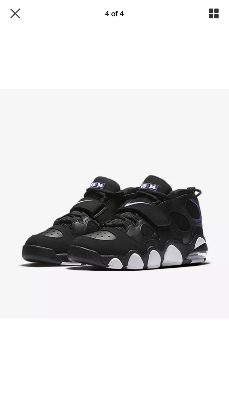 Nike Sportswear has reissued the Air Max CB one of Charles Barkley's most  iconic sneakers.