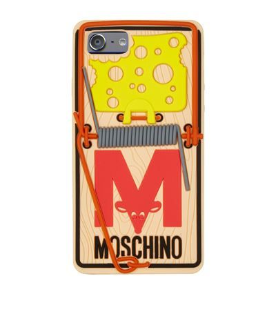 Moschino Mouse Trap iPhone 6/6S/7 Case available to buy at Harrods. Shop childrenswear online and earn Rewards points.