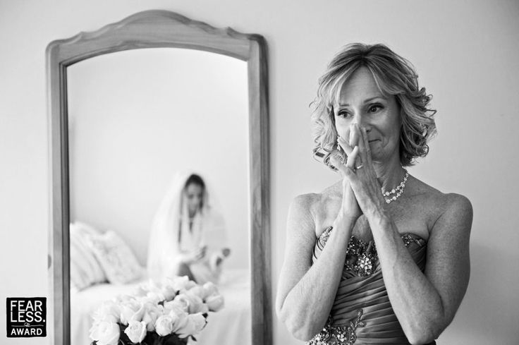 mother of the bride. this is beautiful.
