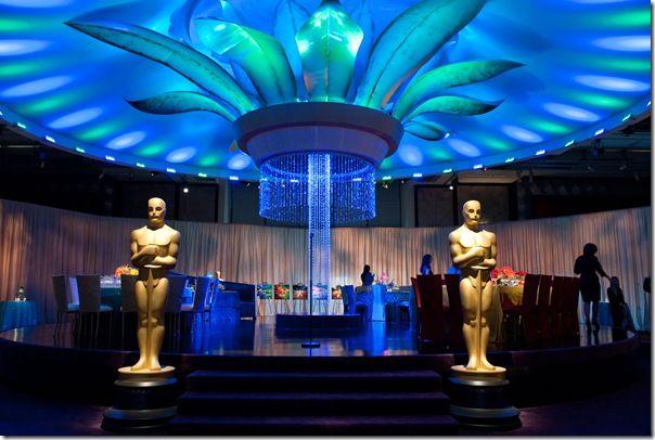 Governor's Ball Oscars 83rd Academy Awards cook Wolfgang Puck