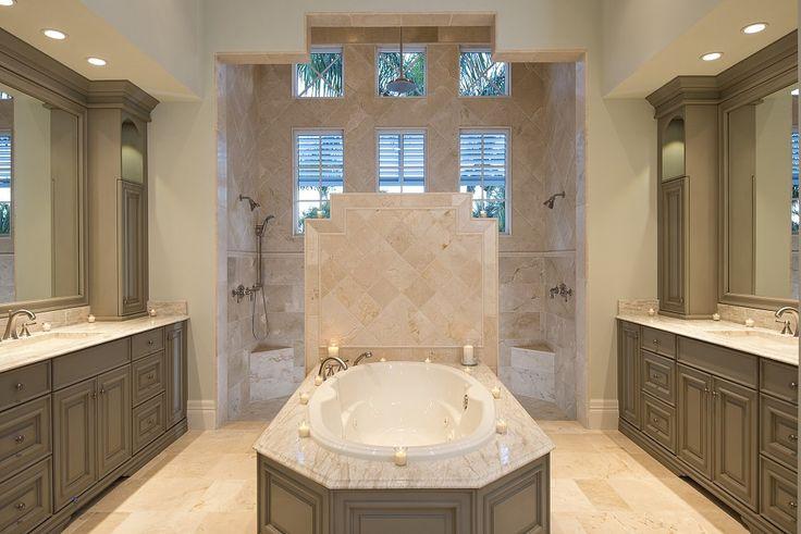 48 Best Luxe Interiors Bathrooms Images On Pinterest Luxurious Interesting Bathroom Remodeling Naples Fl Interior