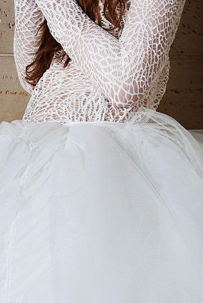 Вера Вонг свадебные платья 2015 Look 15
