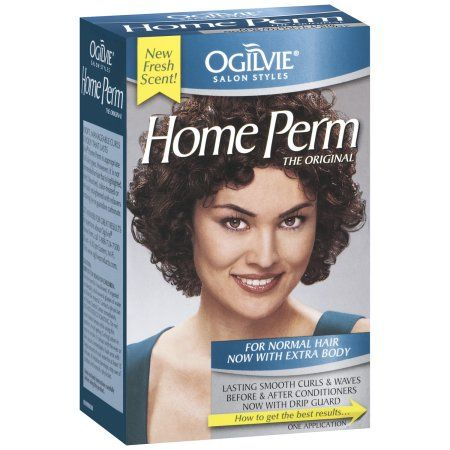 Ogilvie Salon Styles The Original Home Perm, Multicolor