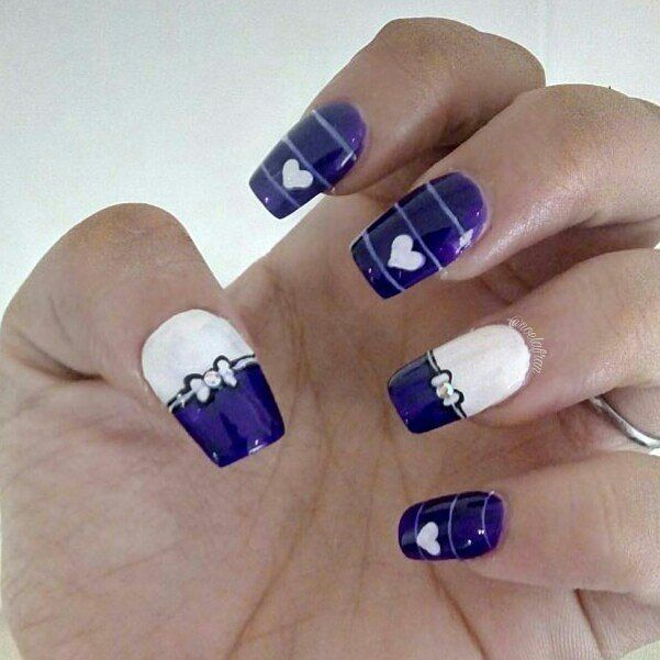 Esculpidas +Nail art para @cbittec  #nails #nailstagram #instanails #nails2inspire #sculptednails #acrylicnails #squarednails #polishnails #nailart #nailsdesign #l4l #like4like #forlike #follow #followme #uñas #uñasacrilicas #uñasesculpidas #esmalte #noelialafrannails