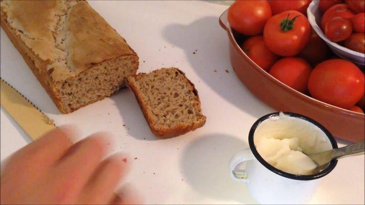 Kompletní video recept na kvásek a kváskový chléb