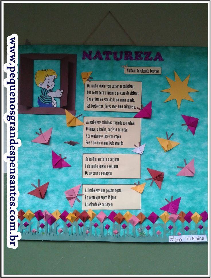 Poesia Natureza