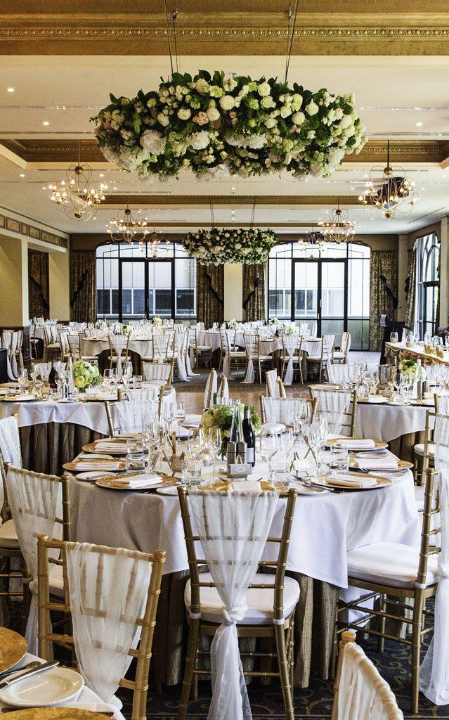Wedding dinner The Playford Adelaide Australia