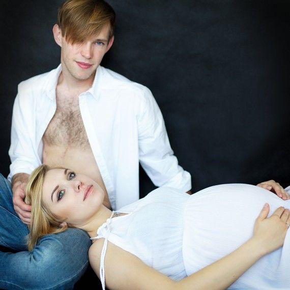 Sesja ciążowa w Kobyłce/Maternity photoshoot in Kobyłka