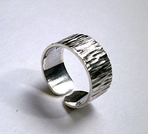 Toe Ring or Knuckle Ring Adjustable Size - Body Jewelry - Foot Jewelry - Finger Tip Ring - 925 Sterling Silver Konstantis Jewelry http://www.amazon.com/dp/B00ZZRUNR8/ref=cm_sw_r_pi_dp_8KeHvb173JE4R