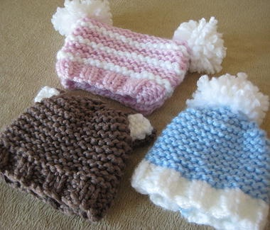 Free Knitting Patterns For Charity Items : 74 best images about Preemie hat patterns on Pinterest Free pattern, Free c...