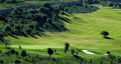 Golf en Malaga: Finca Cortesin Golf - http://www.maralargolf.com/campos_golf-descr/22/es-ES