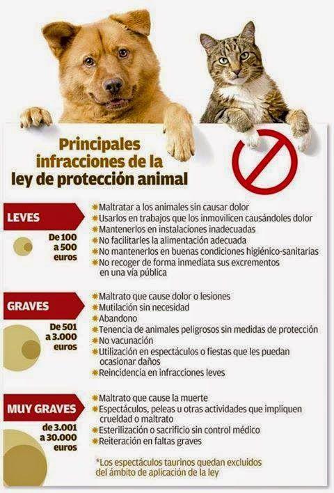 ASOCIACION COORDINADORA PROTECTORAS PROVINCIA PONTEVEDRA: Nueva ley de Protección animal aprobada ayer por e...