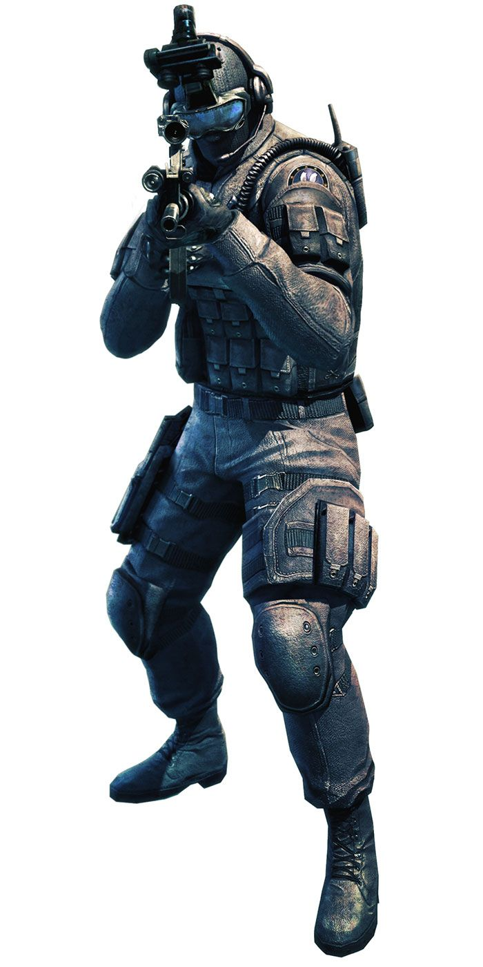 [Crossfire] Global Risk SWAT-Elite